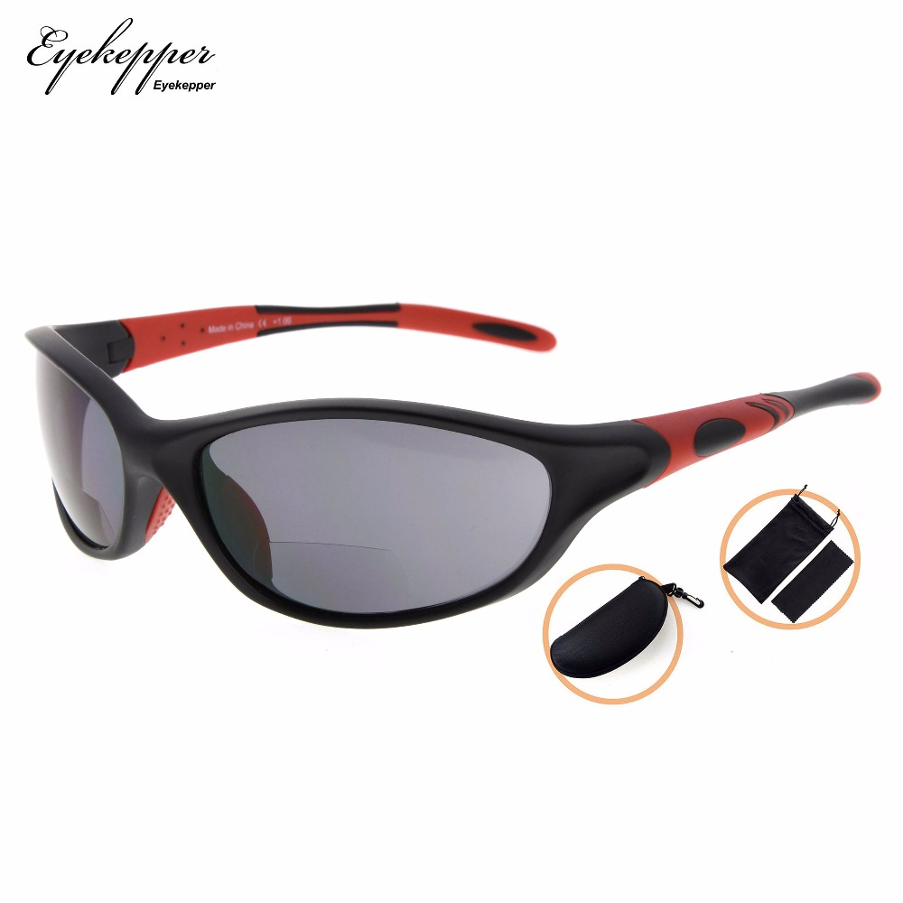 SG905 Eyekepper TR90 Rahmen Bifokale Sport-sonnenbrille Baseball ...