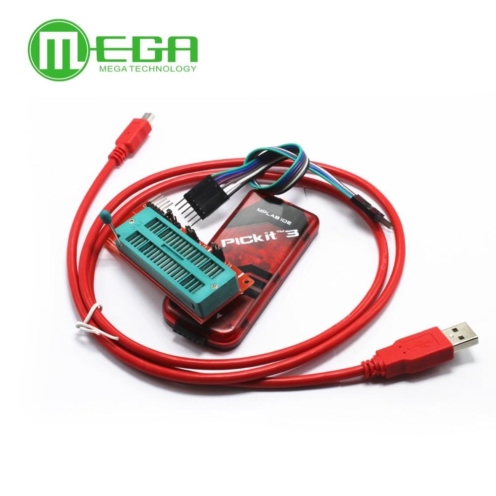 Programming-Adapter PICKIT Universal ICD2 1set 3