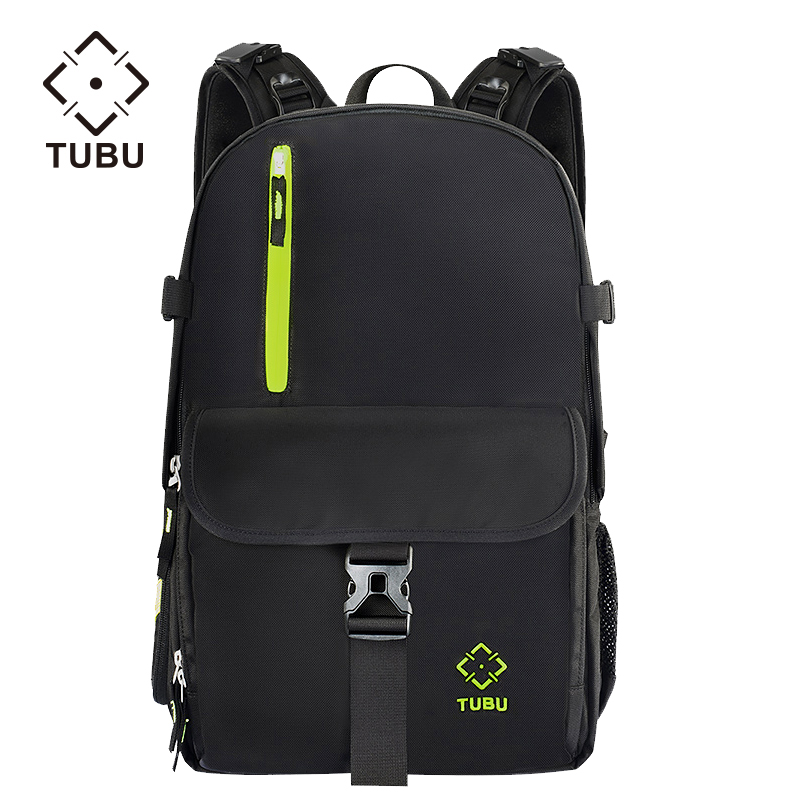 Tubu 6098 SLR digital camera bag backpack bag professional large-capacity camera bag anti-theft camera backpack 14-inch laptop yingnuost d66 anti theft multifunctional waterproof backpack digital camera shoulder oxfords with inner bag large capacity