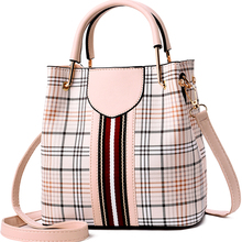 white bucket bag women crossbody summer lattice womens bags handbags luxury designer