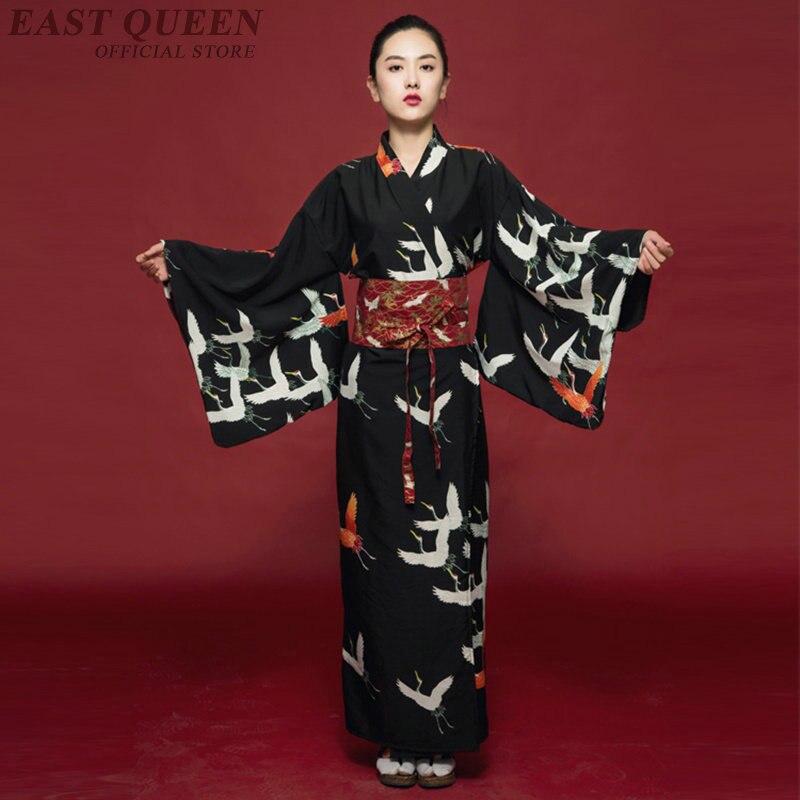 Japonais vêtements pour femmes japonais kimono yukata japonais kimono traditionnel nouvelle mode vêtements kinomos yukata AA3834 Y Un