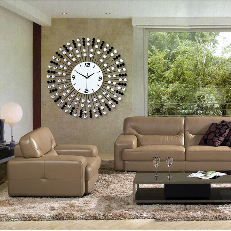 Extraordinary 20+ Living Room Wall Clocks Inspiration Design Of ..