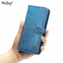 For Xiaomi Redmi 7A Case Luxury PU Leather Filp Wallet Phone Bag Card Holder