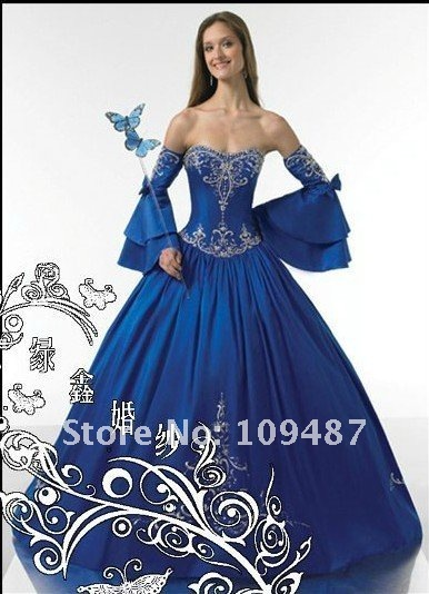97+ Wedding Dresses With Sapphire Blue - Sapphire Blue Wedding ... 49560cc49