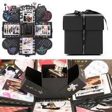 DIY Surprise Love Explosion Box Gift Exp