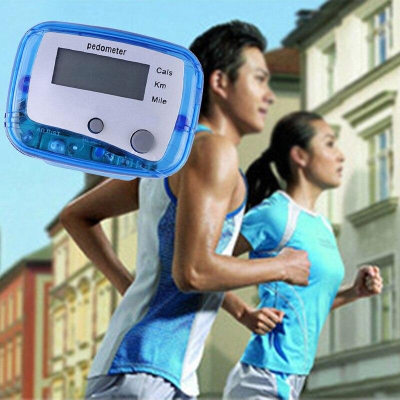 Wholesale Price Waterproof Step Movement Calories Counter Multi-Function Digital Pedometer Bodybuilding