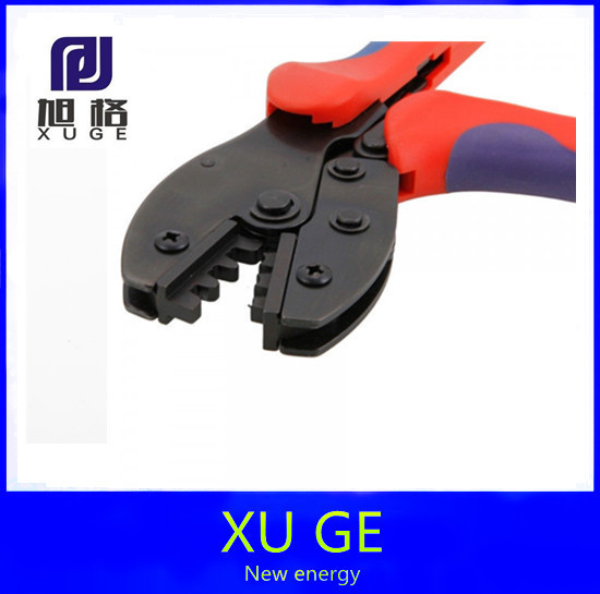 MC4 Crimping tool for MC4 connector solar cable 2.5m2 4mm2 6mm2, PV Crimp tools DIY solar power system connect
