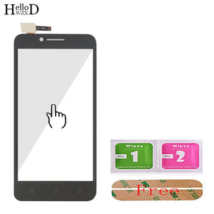 Image 3 - HelloWZXD 5 panneau de numériseur en verre décran tactile avant de téléphone portable pour Lenovo Vibe C A2020 A2020a40 outils de capteur de lentille adhésif