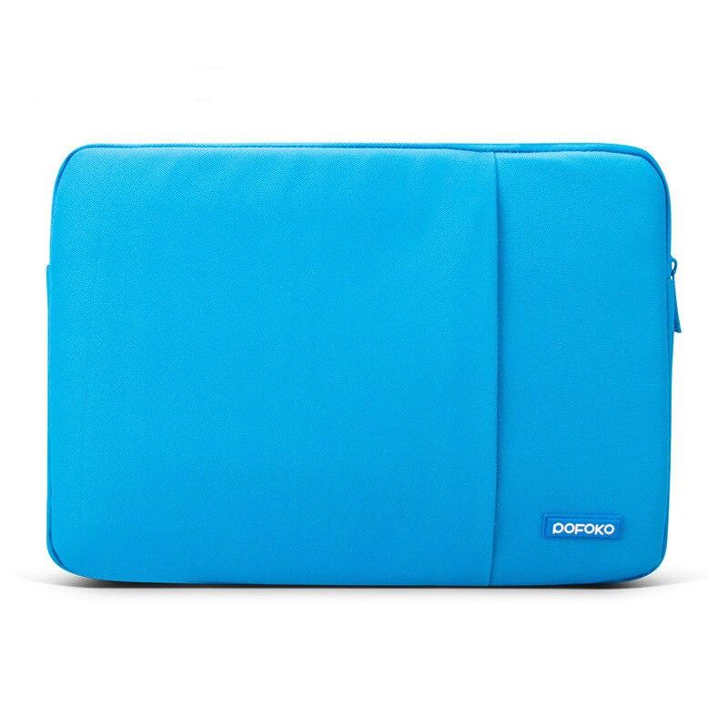 POFOKO Laptop ujjú táska Vízálló notebook táska tok Anti-sokk - Laptop kiegészítők - Fénykép 6