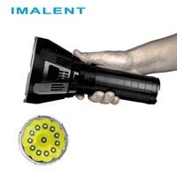 IMALENT MS12 светодиодный фонарик CREE XHP70 53000 люмен с интеллектуальным зарядки для высокой производительности Открытый Поиск свет