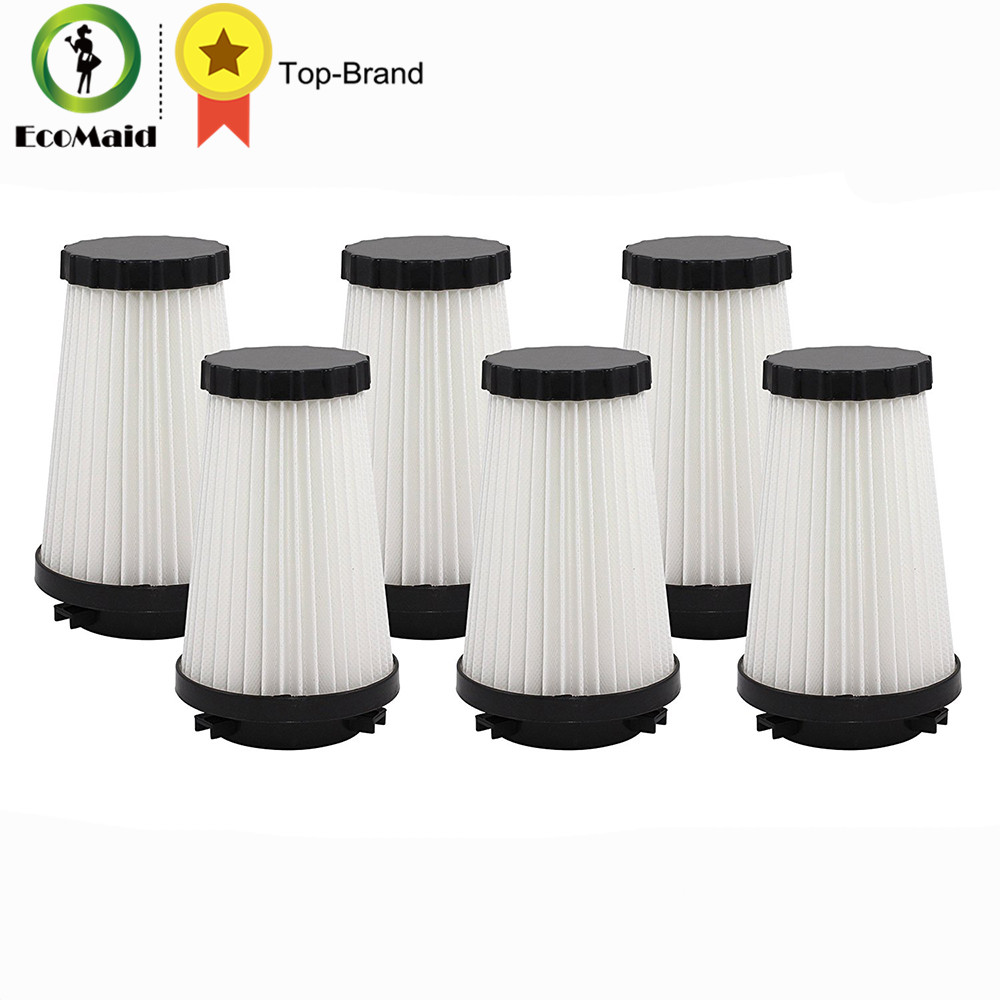 For Dirt Devil F2 (F-2) Replacement Filters Reusable Vacuum Cleaner Filter 6 packs цена и фото