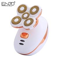 ENZO Women's Painless Hair Remover for Leg Women Epilator Hair Removal Electric Shaver for Women's Legs,Face,Lips Bikini