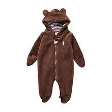 KIDS TALES Bear Style Hoodies