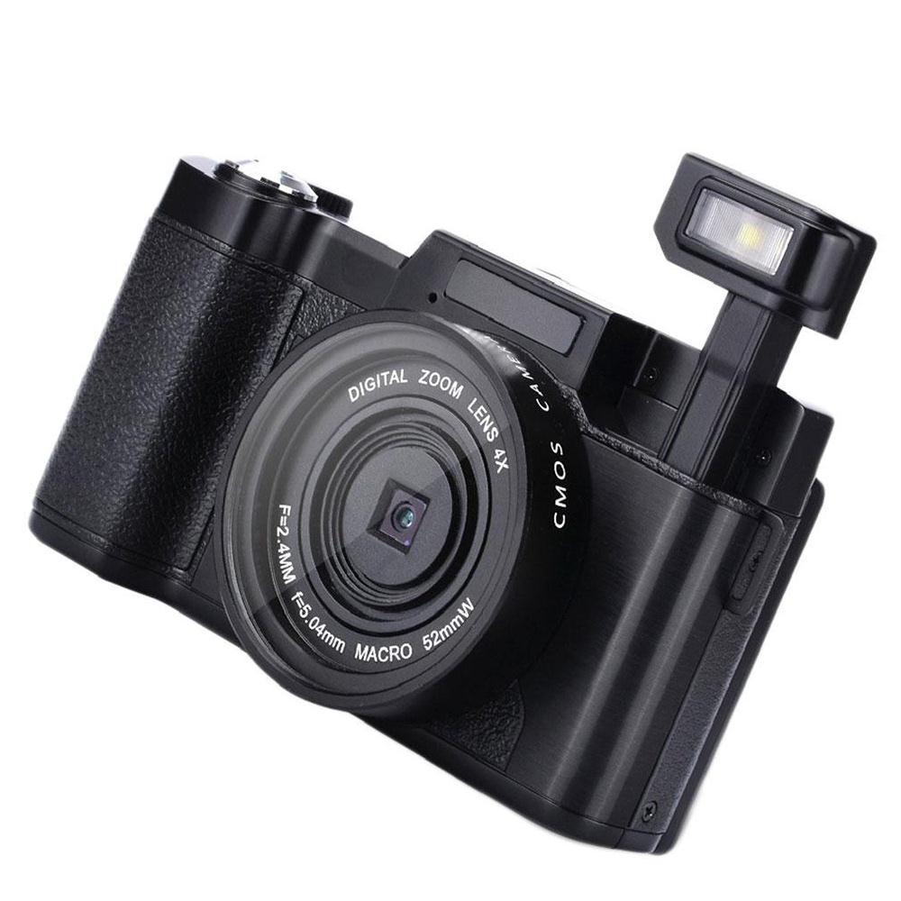 Esddi appareil photo numérique caméscope vidéo numérique professionnel haute Performance 3.0 pouces LCD 1080 P photographie - 5