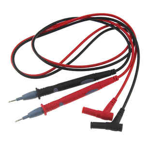 Image 3 - 1 çift 10A/20A Ampermetre Test Kablosu Multimetre Çok Metre Voltmetre Kurşun Probe Tel Kalem C Kalem Hattı ile timsah Klip