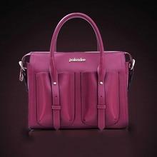 2016 New Summer Shoulder Bag European and American Fashion Leather Handbag Shoulder Bag Shoulder Bag Diagonal Female Handbag