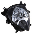 Black Motorcycle HEADLIGHT HEAD LAMP ASSEMBLY FOR SUZUKI GSXR 1000 GSXR1000 2007-2008 07-08