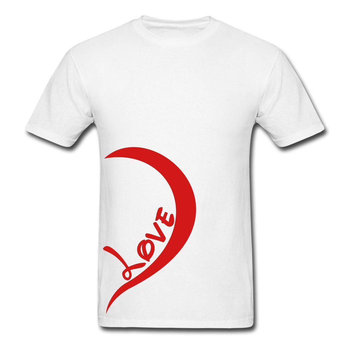 Shirt design for couples - One Love Matching Couples Part 2 Men S T Shirt 100 Cotton Short Sleeve O
