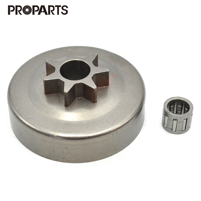 clutch drum needle bearing 10mmx14mmx12mm kit for husqvarna 36 41 136 137  141 142 chainsaw #530047061us $5 67