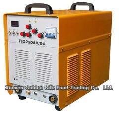 MOSFET TIG250 AC/DC алюминиевая Сварка tig ac dc сварочный аппарат для аргонно-дуговой сварки SALE1