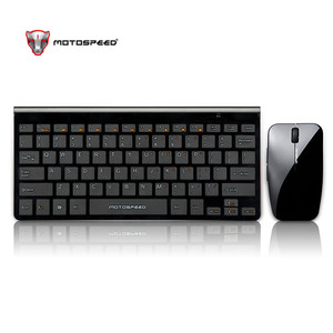 Image 5 - Motospeed G9800 2.4GWireless Keyboard and Mouse Multimedia Keyboard Mouse Combo Set For Notebook Laptop Mac Desktop PC TV Office