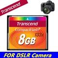 100% бренд натуральной превзойти карту памяти 8 ГБ профессиональный CF карты 133x компактный вспышки для цифровых зеркальных HD 3D видео цифровые фотоаппараты