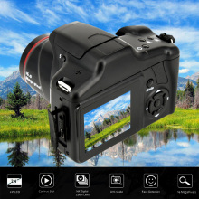 Convenient 16MP 1080P 16X Zoom 2.4 Inch TFT Screen Anti-shake Digital SLR Camera