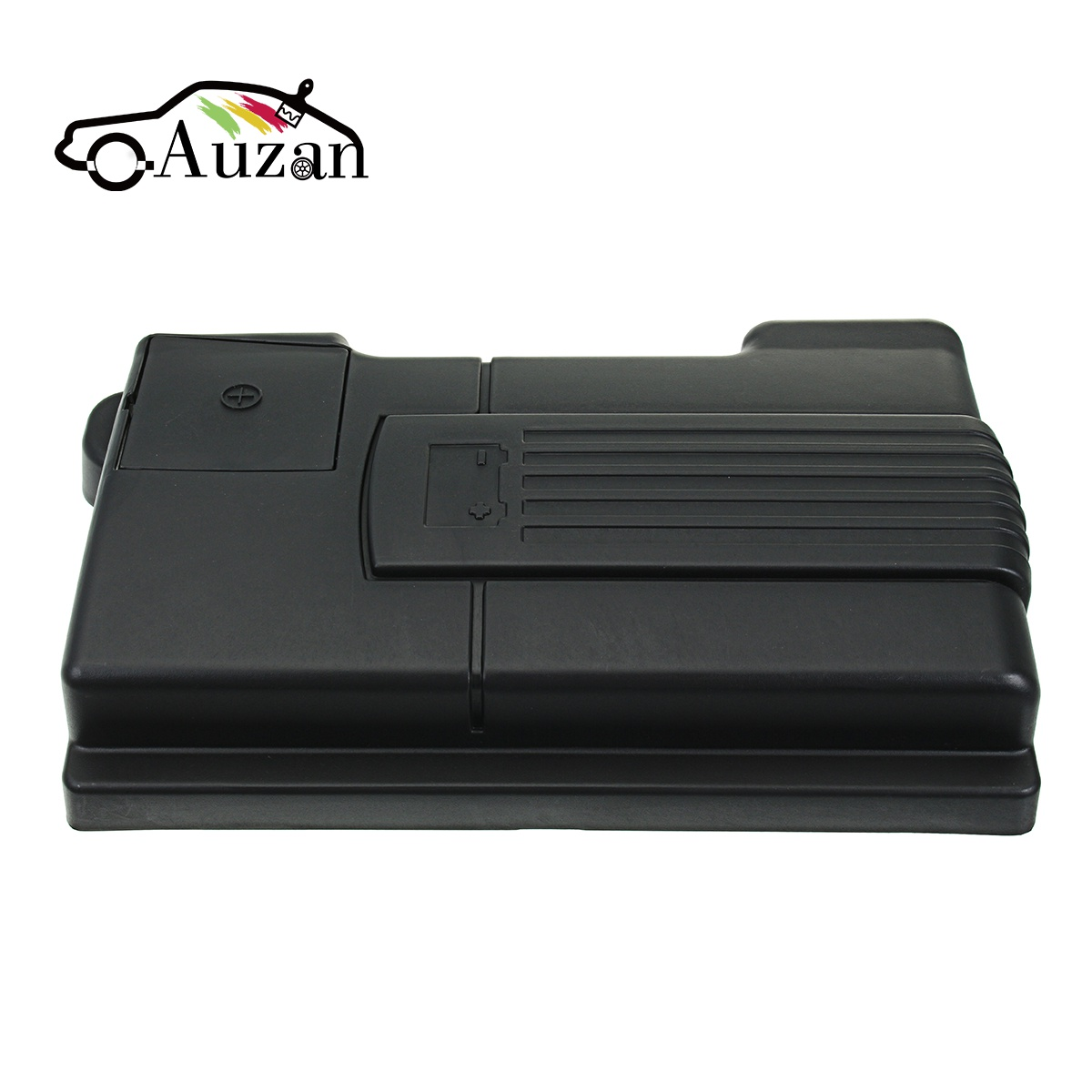 Car Engine Battery Dustproof Cover Negative Electrode Waterproof Protective Cover for Skoda Kodiaq for VW Tiguan L 16-18 1 18 масштаб vw volkswagen новый tiguan l 2017 оранжевый diecast модель автомобиля