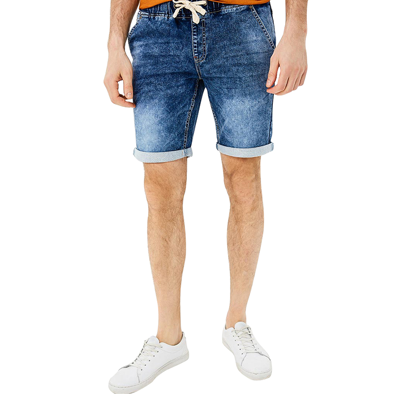 Casual Shorts MODIS M181D00260 men cotton shorts for male TmallFS lace up high waist shorts