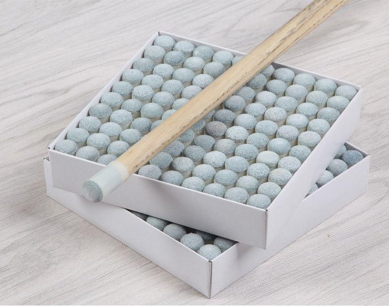 New 10 Pcs 12mm 13mm Durable Professional Snooker Supplies Billiard Replacement Tips Bar Pool Cue Repair Rod Stick Tip Scrub Bar