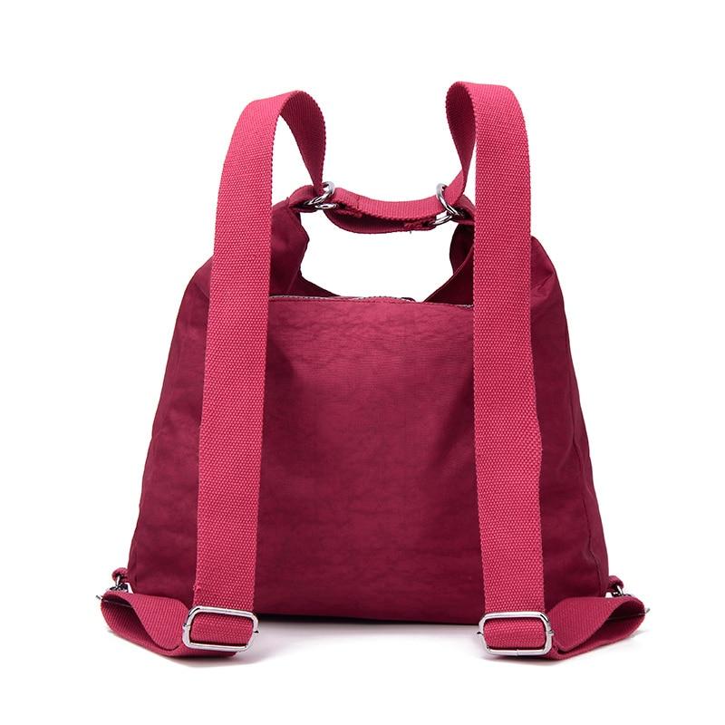 JINQIAOER Neue Wasserdichte Frauen Tasche Doppel Umhängetasche - Handtaschen - Foto 5