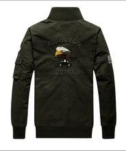 Best Jacket Men's CWU Pilot X Flight Jacket Army Military Air Force One Bomber Flight Jacket Men's washed denim jacket
