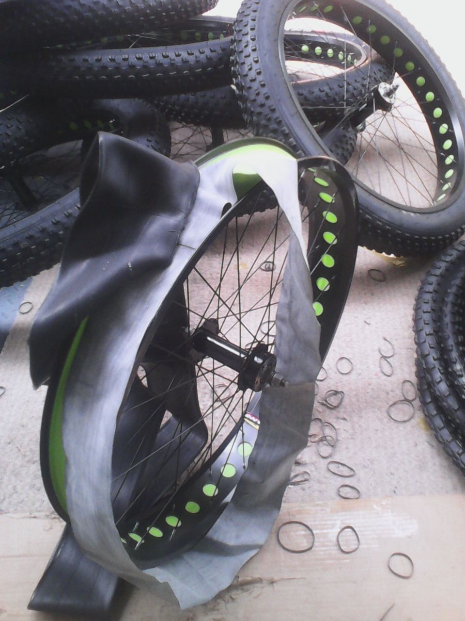 snow bike wheelset3