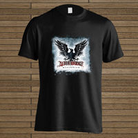 Gildan Hot Blackbird By Alter Bridge Rock Band Logo