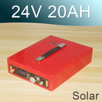 24V 20AH Lithium ion Battery For 24V E bike li ion battery With 5V USB Portable Battery
