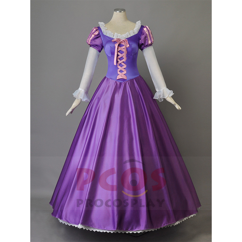 ProCosplay Rapunzel Princess Tangled Cosplay Dresses mp003880
