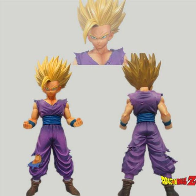 Dragon Ball- 23cm Son Gohan Super Saiyan PVC Action Figure