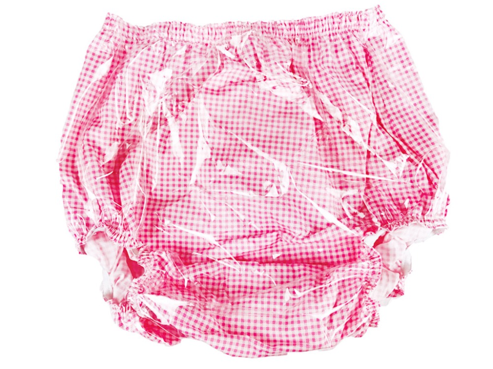 2 pcs * Pantalones de algodón y algodón de Haian para la incontinencia para adultos # MP01-2