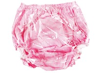 2 Pcs Haian Adult Incontinence Pull On PVC Cotton Pants MP01