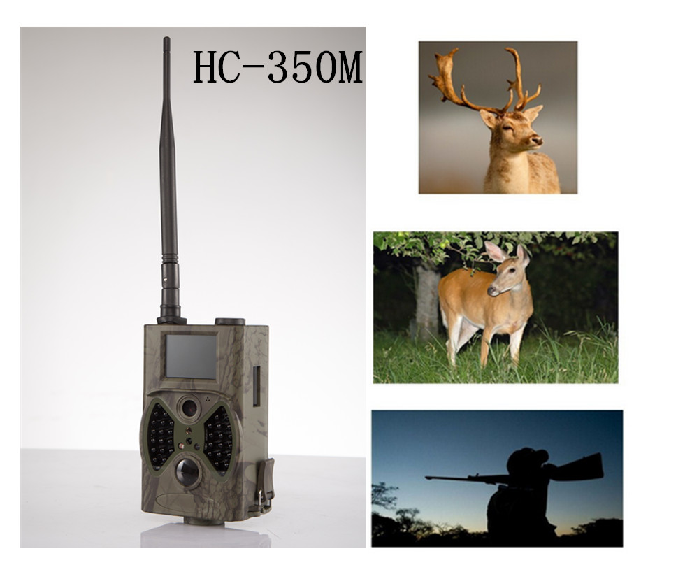 HC350M HC 300M Hunting Camera MMS Photo trap HD Scouting Infrared Outdoor Hunting Trail Video Camera jho hc 300m hd 12mp 940nm photo trap scout hunting camera telecamera infrared