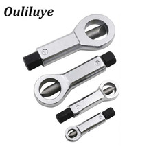 9-22mm Resistant Damaged Rust Nut Splitter Remover Metal Break Spanner Remove Cutter Cracker Manual Pressure Tool Wrench Hex