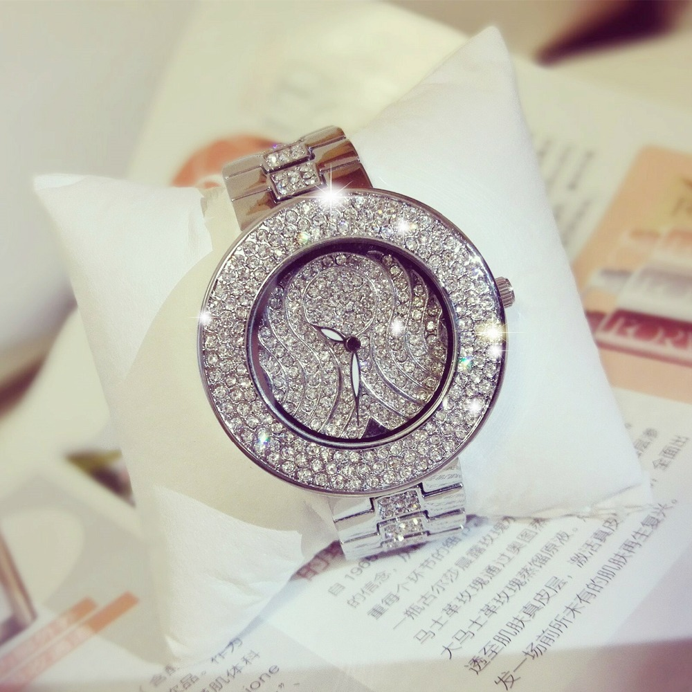 New Arrivals Famous Brand Full Diamond Luxury Women Quartz Watch Lady Dress Watch Rhinestone Bling Crystal Bangle Watches Female famous brand full diamond luxury women watch lady dress watch rhinestone bling crystal bangle watches female reloj mujer