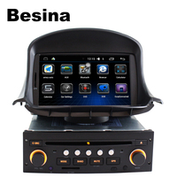 Besina 1 Din 7 Inch Android 6 0 Car DVD Player For Peugeot 206 206CC Auto