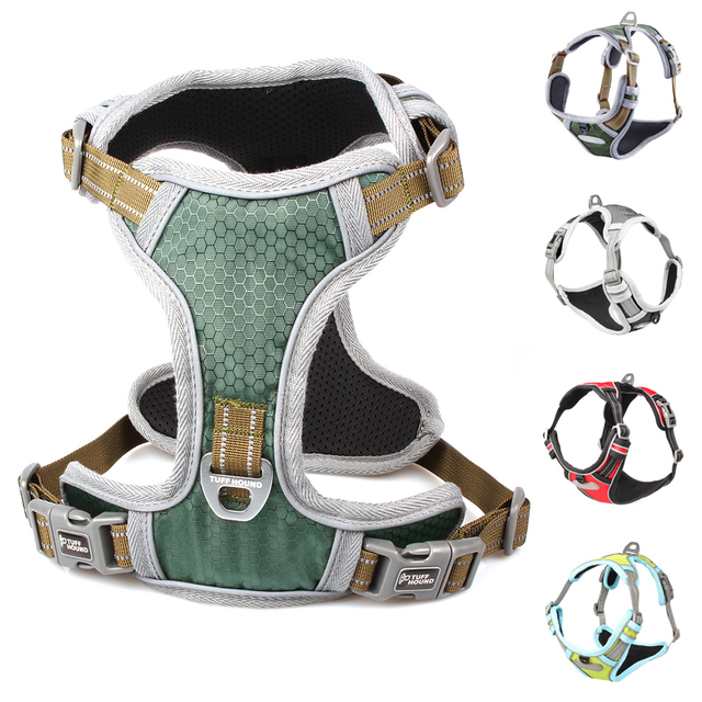 No-Pull Pet Dog Harness For Medium Large Dogs