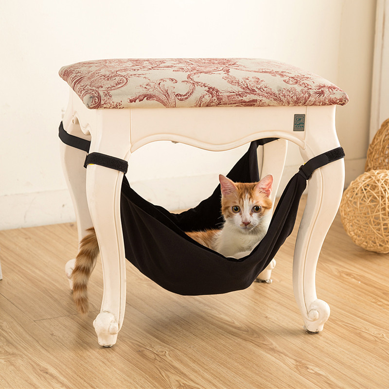 pet kitten cat hammock bed hanging removable hanging soft bed cages for chair kitty rat small pet  fortable dog cat bed in houses kennels  u0026 pens from     pet kitten cat hammock bed hanging removable hanging soft bed      rh   aliexpress