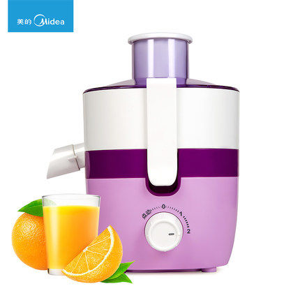 Midea MJ - JE25G1 Juicer Household Multi-function Electric Mini Baby Juice Machine cukyi household electric multi function cooker 220v stainless steel colorful stew cook steam machine 5 in 1