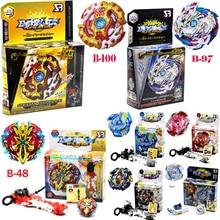 2018 Beyblade Burst Toys Arena Sale Beyblades Toupie Bayblade Metal Fusion Avec Lanceur God Spinning Top Bey Blades Toys