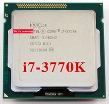 Core i7 3770 K 3.5 GHz 8 M SR0PL Quad Core oito fios de computador CPU soquete LGA 1155 pino de processamento