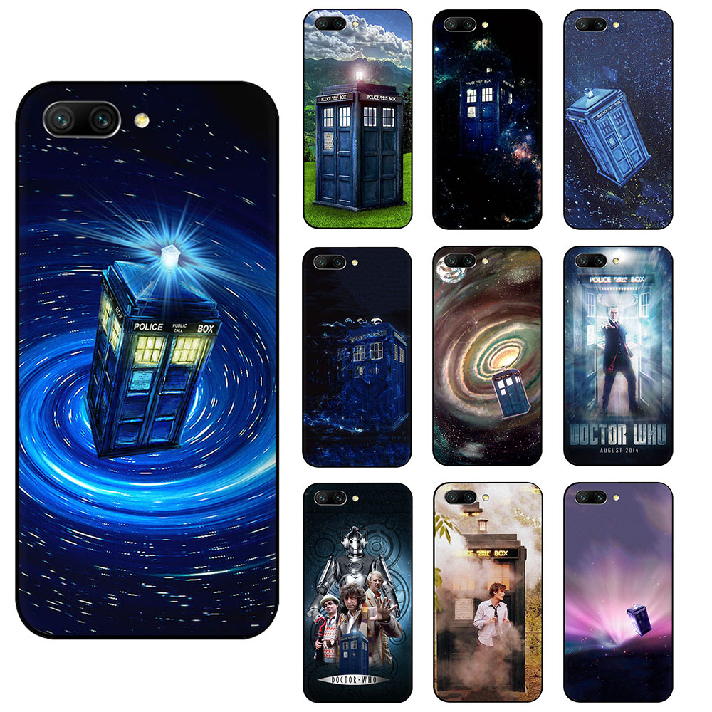 Fitted Cases Phone Bags & Cases Yimaoc Doctor Who Tv Soft Silicone Case For Huawei Honor 10 8x 8 8c 6a 7a 7x 7c Lite Pro Y9 Y7 Y6 Prime 2018 2017 Note 10 Cheap Sales 50%