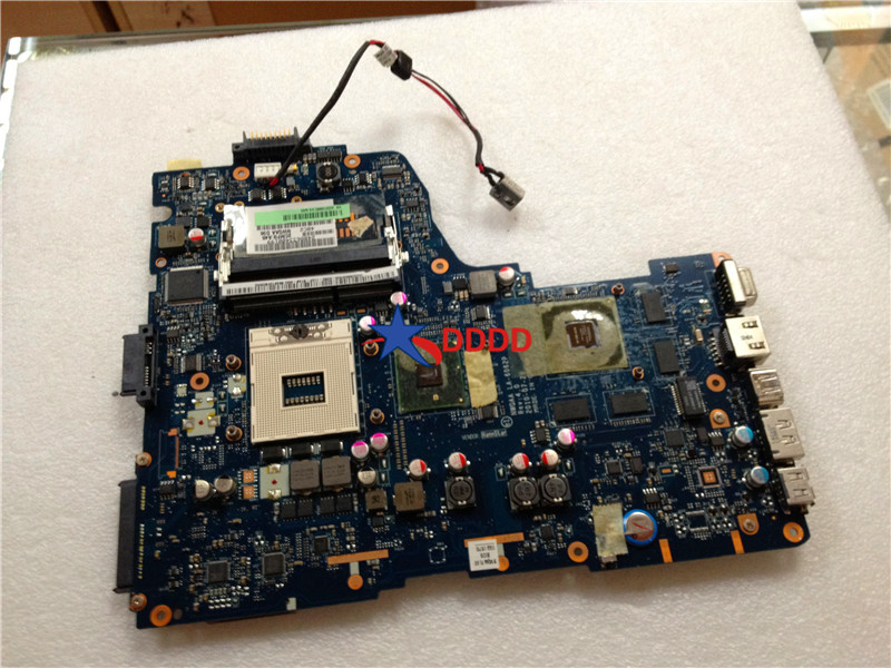 Original  For Toshiba Satellite A660 A665 Motherboard NWQAA LA-6062P K000109860 fully tested Original  For Toshiba Satellite A660 A665 Motherboard NWQAA LA-6062P K000109860 fully tested